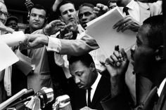 Time of change: Photos of the civil rights movement Martin Luther King Jr., Montgomery, Alabama, 1962