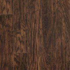 Pergo, XP Coffee Handscraped Hickory 12 mm Thick x 5-1/4 in. Wide x 47-1/4 in. Length Laminate Flooring (12.03 sq. ft. / case), LF000741 at The Home Depot - Mobile