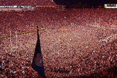 """2013 Iron Bowl! """"They're not gonna keep 'em off the field tonight!"""""""