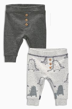 df98b447553c Buy Two Pack Dino Joggers (0-18mths) online today at Next  Croatia · Baby  Kids ClothesDinosaur Baby ClothesBaby ...