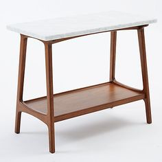 Buy West Elm Reeve Mid Century Side Table Online At Johnlewis.com