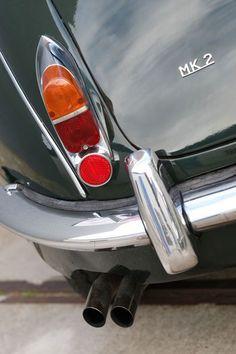 Jaguar - MK2 - 3.8 - 1968