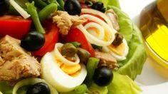 De echte salade Niçoise | VTM Koken