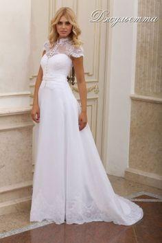 Нежное платье в греческом стиле