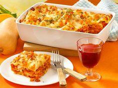 Lasagna Recipe With Ricotta, Easy Lasagna Recipe, Pumpkin Lasagna, Zucchini Lasagne, Popular Recipes, Pumpkin Recipes, Eating Habits, Soul Food, Macaroni And Cheese