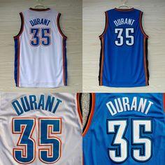 e0a4efafb23 Aliexpress.com : Buy Oklahoma 35 Kevin Durant Basketball Jerseys, Cheap  Brand REV 30