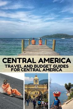 Central America: Our Collection of travel and budget articles on Central America. Including Belize, Guatemala, Panama, and Nicaragua. By Just a Pack