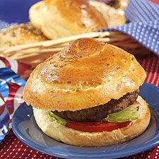 Onion Buns: Philadelphians know the key to a great Cheese Steak, Hoagie or any other sandwich is the bread. If you're looking for an easy way to spruce up your burgers or an egg salad sandwich this recipe is for you. I couldn't believe how easy these buns were to make. So easy to make, yet packed with great taste these buns will add a new twist to your favorite sandwich. You're going to love them. Good step by step directions.