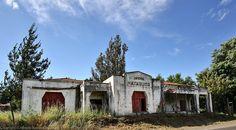 Estación Mataquito, ramal Curicó-Licantén | by Alfredo Navarro Recabal