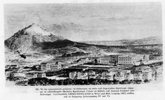 1882- Όταν το χωριό έγινε πρωτεύουσα Athens, History, Historia, Athens Greece