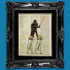 Monoco | Star Wars - Darth Vader in Ancient