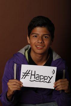 Happy, José Pérez, Estudiante, UANL, Apodaca, México