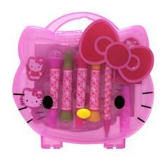 "MADELINE Hello Kitty Keepsake Stationery Case - Horizon Group, USA - Toys ""R"" Us $14.99"
