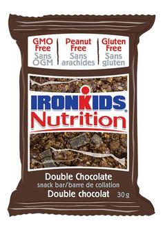 Double Chocolate Chocolate Snacks, Snack Bar, Nut Free, Glutenfree, Nutrition, Gluten Free