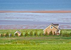 Prince Edward Island.  This place has intrigued me ever since watching Anne of Green Gables as a little girl!