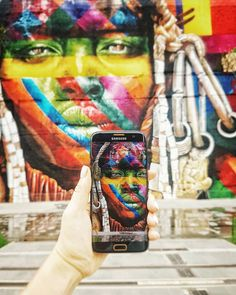 Street photography in Rio with my new #galaxys7edge Rio edition! Rio de Janeiro is such a diverse and vibrant city! Everything I imagined is true and even better. I am moving here Sponsored by @samsungmobile_de  #dowhatyoucant #samsungsnapshooter