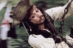 Captain Jack Sparrow (gif)