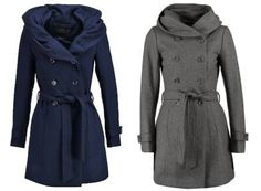 Only New Lisa Abrigo Clasico Mood Indigo abrigos y chaquetas Only New Mood lisa Indigo clásico Abrigo Noe.Moda