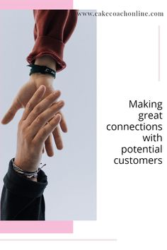 Finding ways to connection with cake customers is essential - if you want to build up your customer base. But is going networking necessary - or is there an easier way. Read our blog to discover more.