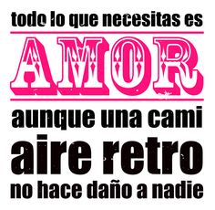 all you need is love but an aire retro t-shirt doesn´t hurt anybody