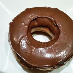 Nutella @ Krispy Kreme Doughnuts & Coffee