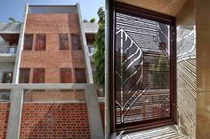 61 Ideas For Main Door Design Entrance Indian Steel Front Gate Design, Main Door Design, Screen Design, School Building Design, Partition Design, Partition Screen, Grill Door Design, Cnc Cutting Design, Indian Homes