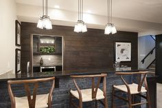 Arlington - Home Designs - WestView Builders Aspen Wood, New Construction, House Design, Bar, Basement, Table, Furniture, Woods, Home Decor