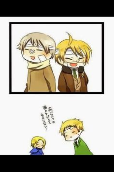 Hetalia - America and Russia Part 7