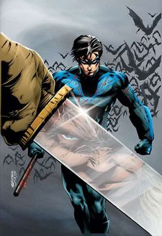 Nightwing by Patrick Zircher  Andy Owens