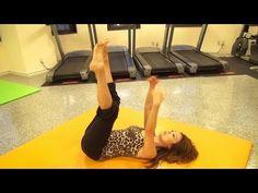 キレイに痩せたい女性にお薦め!リンパを流すデトックスストレッチ!(シェイクヨガ泉栄子先生) #Eiko - YouTube