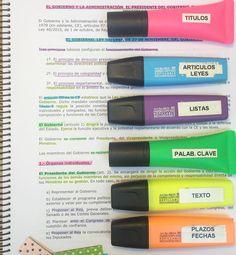 Technology News & Tips Study Techniques, Study Methods, Bullet Journal School, Bullet Journal Inspo, School Notes, Law School, Un Plan Simple, Study Organization, Do It Yourself Fashion