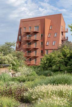 Aarhus, Architectural Features, Architectural Elements, Residential Architecture, Landscape Architecture, Park Landscape, Urban Fabric, Photoshop, Brick And Stone