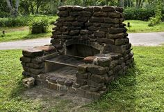 firepit grill, This is what I want... maybe a little taller to keep the dogs out of it while cooking though.