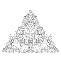 Zaczarowany las. Koloruj, szukaj symboli, odkryj tajemnicę - Basford Johanna za 22,49 zł | Książki empik.com