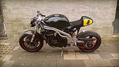 RocketGarage Cafe Racer: Daytona Cafe Racer