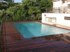 Wooden decking IPE - Déco - The Italian Decking Company