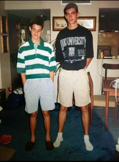Guys, there's hope for you. If Rhett and Link looked like this, and turned out fine, then you could too! Markiplier, Pewdiepie, Good Mythical Morning, Danisnotonfire, Best Youtubers, Let Them Talk, Ms Gs, So Little Time, Album Covers