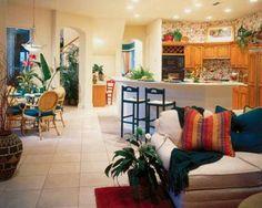 Idées méditerranéennes modernes pour votre maison ~ Décor de Maison / Décoration Chambre