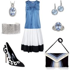 Spectator..., created by rkimball on Polyvore
