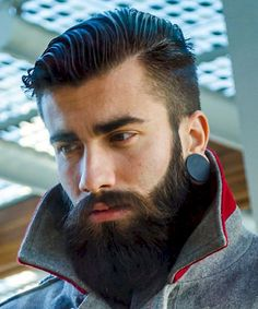 Cool and gentle full beard styles 29