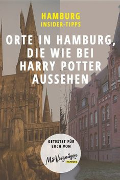 The big hall, the Hogwarts castle or the Diagon Alley: a few places in Hamburg look like Harry Potte Hogwarts, Hamburg City, K Om, 17th Century Art, Diagon Alley, Harry Potter, North Sea, Luxor Egypt, Most Beautiful Cities