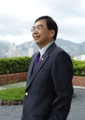 Prof. Edwin Cheng,   Dean, Faculty of Business