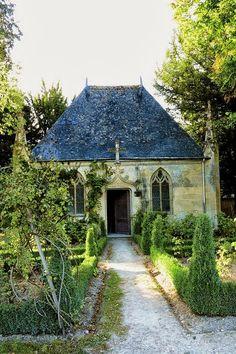 ~Château de la Bourdaisière