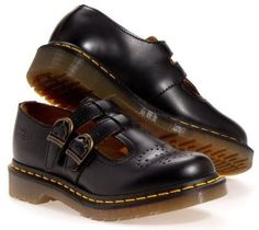 Dr. Martens 8065 Double Strap Mary Jane