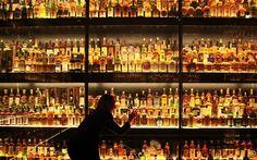Whisky cho người đàn ông trầm mặc