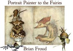 Brian Froud Goblins | Brian Froud