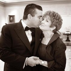 """WEBSTA @ buddyvalastro - It's with an extremely heavy heart that I must share the news of my mother's passing. She left for heaven this morning, surrounded by the family. This is a difficult time for all of us and I do ask for your patience and respect while we let this sink in. Her battle with ALS has ended, she is no longer suffering and I hope she's dancing to """"I Will Survive"""" with my dad right now."""