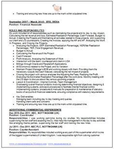 Best Cv Format Sales & Marketing Resume Format 2  Career  Pinterest  Marketing .