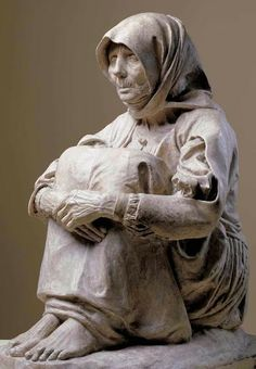 Francesco Ciusa La madre dell'ucciso Statues, Traditional Sculptures, Sculpture Projects, School Art Projects, Drawing Poses, Sardinia, Bronze Sculpture, Life Drawing, Sculpting