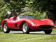 1955 Ferrari 340MM Vignale Spider ($4,500,000)